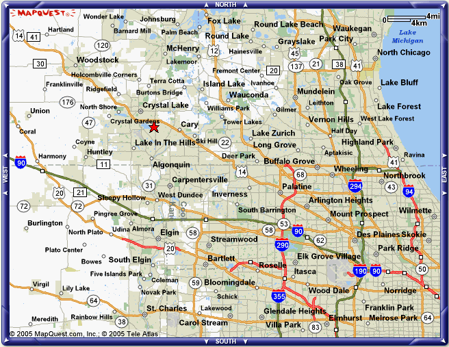 crystal lake illinois map Ability Contact Us crystal lake illinois map